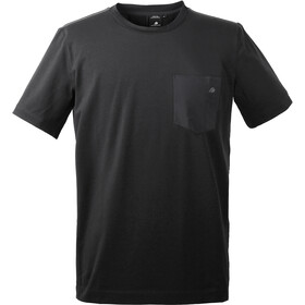 DIDRIKSONS Denny T-shirt Herre black